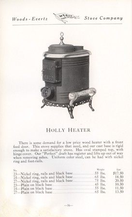Wesco Stoves And Ranges Catalog No 18 October 1924