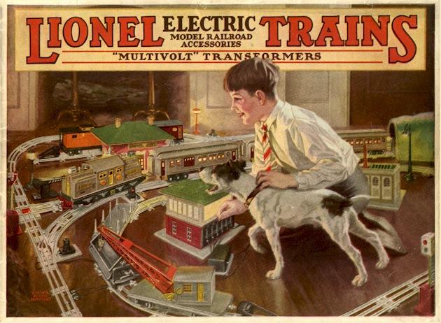 Lionel trains accessories